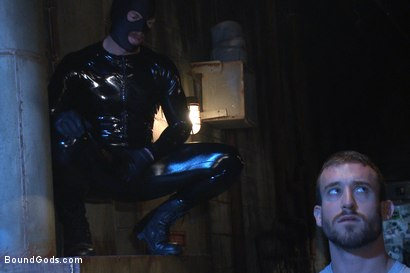 Photo number 6 from Unwilling Onyx Recruit Mike Gaite - The Onyx & The Redz Series shot for Bound Gods on Kink.com. Featuring Adam Herst and Mike Gaite in hardcore BDSM & Fetish porn.