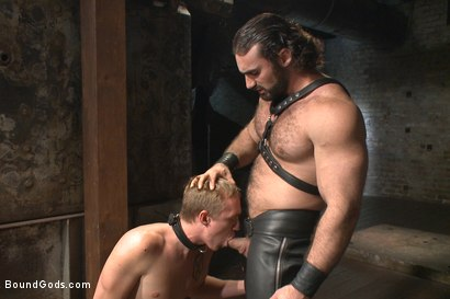 Photo number 10 from New sub endures bamboo torture! shot for Bound Gods on Kink.com. Featuring Zane Anders and Jaxton Wheeler in hardcore BDSM & Fetish porn.