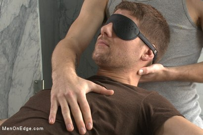 Photo number 1 from Connor Halsted shoots a load into his own mouth! shot for Men On Edge on Kink.com. Featuring Connor Halsted in hardcore BDSM & Fetish porn.