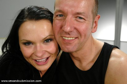 Photo number 15 from Katja Kassin and Chris Charming shot for Sex And Submission on Kink.com. Featuring Chris Charming and Katja Kassin in hardcore BDSM & Fetish porn.