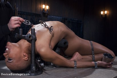 Photo number 5 from Keep Begging! shot for Device Bondage on Kink.com. Featuring Orlando and Nikki Darling in hardcore BDSM & Fetish porn.