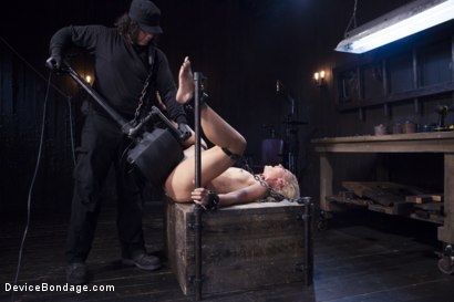 Photo number 10 from Pussy Assault shot for Device Bondage on Kink.com. Featuring Orlando and Dylan Ryan in hardcore BDSM & Fetish porn.