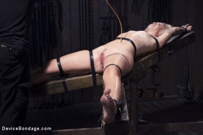 Photo number 11 from Pussy Assault shot for Device Bondage on Kink.com. Featuring Orlando and Dylan Ryan in hardcore BDSM & Fetish porn.