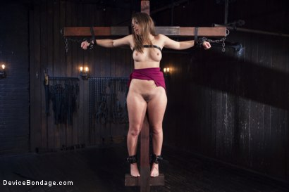 Photo number 1 from Dani Daniels - Tears for Fears shot for Device Bondage on Kink.com. Featuring Dani Daniels in hardcore BDSM & Fetish porn.