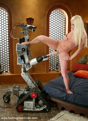 Photo number 7 from Kinzy Jo shot for Fucking Machines on Kink.com. Featuring Kinzy Jo in hardcore BDSM & Fetish porn.