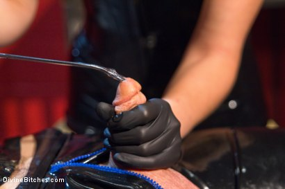 Photo number 12 from Slippery When Wet shot for Divine Bitches on Kink.com. Featuring Mona Wales and Tony Orlando in hardcore BDSM & Fetish porn.
