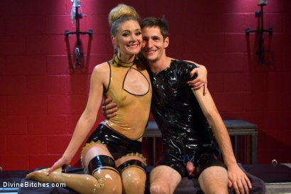 Photo number 10 from Slippery When Wet shot for Divine Bitches on Kink.com. Featuring Mona Wales and Tony Orlando in hardcore BDSM & Fetish porn.