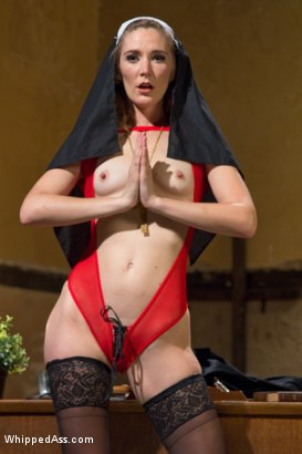 Photo number 2 from The Holiest of Holes: Anal Lesbian Blasphemy! shot for Whipped Ass on Kink.com. Featuring Mona Wales and Audrey Noir in hardcore BDSM & Fetish porn.