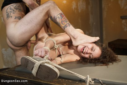 Photo number 10 from Cute Little Fucker!!! shot for Dungeon Sex on Kink.com. Featuring Bailey Paige and Tommy Pistol in hardcore BDSM & Fetish porn.