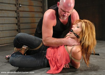 Photo number 2 from Sativa Rose and Mark Davis shot for Sex And Submission on Kink.com. Featuring Mark Davis and Sativa Rose in hardcore BDSM & Fetish porn.