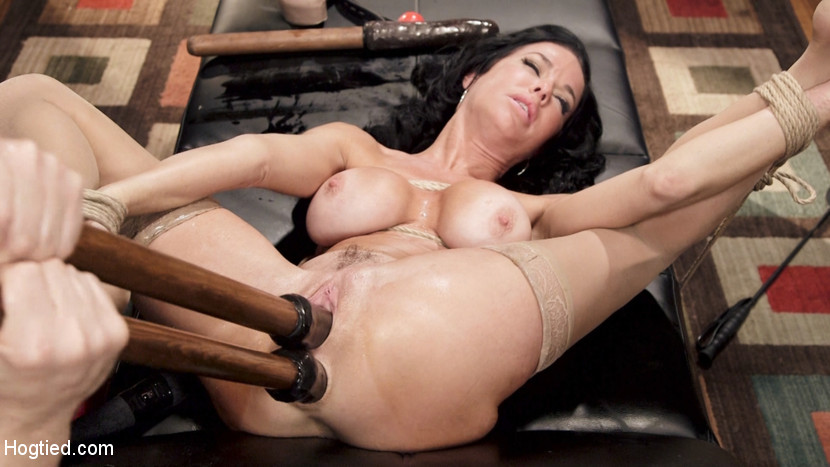 Solo Double Penetration Squirt