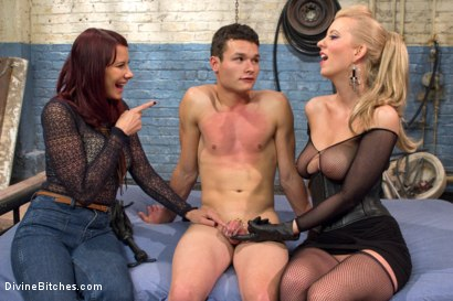 Photo number 1 from Interracial Cuckolding shot for Divine Bitches on Kink.com. Featuring Cherry Torn, Micky Mackenzie and Jason Brown in hardcore BDSM & Fetish porn.