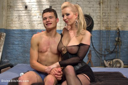 Photo number 10 from Interracial Cuckolding shot for Divine Bitches on Kink.com. Featuring Cherry Torn, Micky Mackenzie and Jason Brown in hardcore BDSM & Fetish porn.