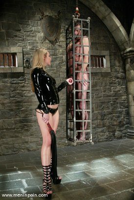 Photo number 1 from Rob Armory and Harmony shot for Men In Pain on Kink.com. Featuring Harmony and Rob Armory in hardcore BDSM & Fetish porn.