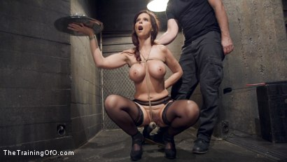 Photo number 1 from Anal MILF Pussy Punishment and Double Anal shot for The Training Of O on Kink.com. Featuring Owen Gray and Syren de Mer in hardcore BDSM & Fetish porn.