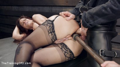 Photo number 14 from Anal MILF Pussy Punishment and Double Anal shot for The Training Of O on Kink.com. Featuring Owen Gray and Syren de Mer in hardcore BDSM & Fetish porn.