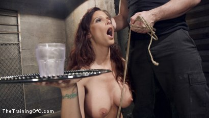 Photo number 4 from Anal MILF Pussy Punishment and Double Anal shot for The Training Of O on Kink.com. Featuring Owen Gray and Syren de Mer in hardcore BDSM & Fetish porn.
