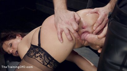 Photo number 7 from Anal MILF Pussy Punishment and Double Anal shot for The Training Of O on Kink.com. Featuring Owen Gray and Syren de Mer in hardcore BDSM & Fetish porn.