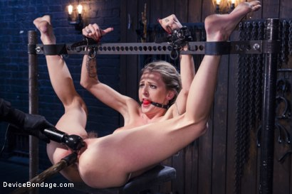 Photo number 10 from Encased, Restrained and Tormented!! shot for Device Bondage on Kink.com. Featuring Natasha Starr in hardcore BDSM & Fetish porn.