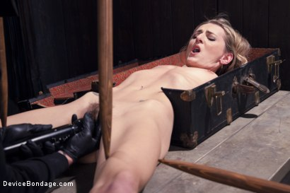 Photo number 4 from Encased, Restrained and Tormented!! shot for Device Bondage on Kink.com. Featuring Natasha Starr in hardcore BDSM & Fetish porn.