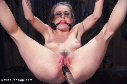 Photo number 11 from Encased, Restrained and Tormented!! shot for Device Bondage on Kink.com. Featuring Natasha Starr in hardcore BDSM & Fetish porn.
