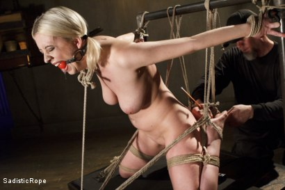 Photo number 1 from Methodical Madness!! shot for Sadistic Rope on Kink.com. Featuring Cherry Torn in hardcore BDSM & Fetish porn.