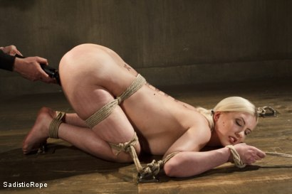 Photo number 15 from Methodical Madness!! shot for Sadistic Rope on Kink.com. Featuring Cherry Torn in hardcore BDSM & Fetish porn.