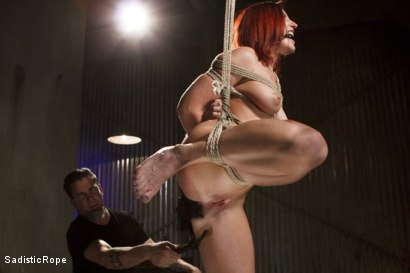 Photo number 11 from WARNING!! BRUTAL TORMENT, WATER BOARDING AND EXTREME BONDAGE!!! shot for Sadistic Rope on Kink.com. Featuring Sophia Locke in hardcore BDSM & Fetish porn.