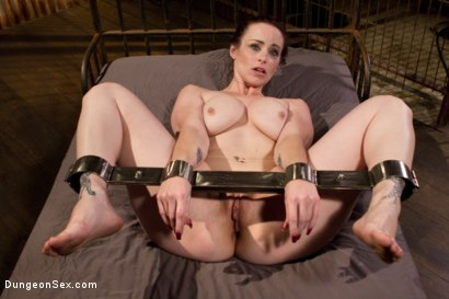 Photo number 21 from HOT AND TIED: Busty Bella Rossi is Bound and Fucked shot for Dungeon Sex on Kink.com. Featuring Bella Rossi and Christian Wilde in hardcore BDSM & Fetish porn.
