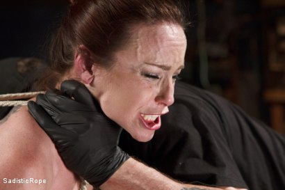 Photo number 12 from Beating Bella shot for Sadistic Rope on Kink.com. Featuring Bella Rossi in hardcore BDSM & Fetish porn.