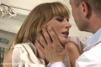 Photo number 2 from Anal Slut Mona Wales Submits to Rough Orgasm Treatment shot for Sex And Submission on Kink.com. Featuring Mr. Pete and Mona Wales in hardcore BDSM & Fetish porn.