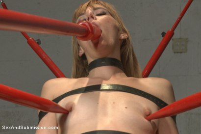 Photo number 10 from Anal Slut Mona Wales Submits to Rough Orgasm Treatment shot for Sex And Submission on Kink.com. Featuring Mr. Pete and Mona Wales in hardcore BDSM & Fetish porn.