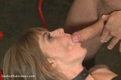 Photo number 6 from Anal Slut Mona Wales Submits to Rough Orgasm Treatment shot for Sex And Submission on Kink.com. Featuring Mr. Pete and Mona Wales in hardcore BDSM & Fetish porn.