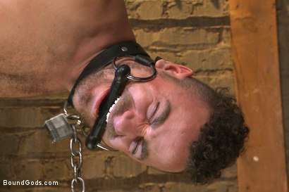 Photo number 12 from Leon Fox a new sub endures the brutal hands for Mr Ducati shot for Bound Gods on Kink.com. Featuring Trenton Ducati and Leon Fox in hardcore BDSM & Fetish porn.