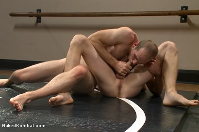 Photo number 10 from Top Cock: Sports Gear Smackdown Series - Wrestler vs Baseball Player shot for Naked Kombat on Kink.com. Featuring Zane Anders and Jonah Marx in hardcore BDSM & Fetish porn.
