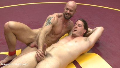 Photo number 14 from Top Cock - Sportsgear Smackdown: Rugby Player vs. Boxer Fight to Fuck shot for Naked Kombat on Kink.com. Featuring Mitch Vaughn and Kip Johnson in hardcore BDSM & Fetish porn.