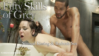 Photo number 1 from Deep Kissing & Bathtub Sex shot for Kink University on Kink.com. Featuring Juliette March and Mickey Mod in hardcore BDSM & Fetish porn.
