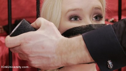 Photo number 19 from Easy, Sexy Bondage (Rope, Ties, Tape, & More) shot for Kink University on Kink.com. Featuring Samantha Rone in hardcore BDSM & Fetish porn.