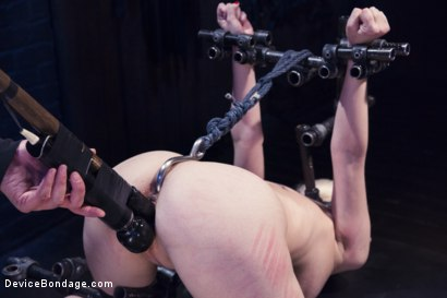Photo number 15 from Popping the Cherry shot for Device Bondage on Kink.com. Featuring Cherry Torn and Orlando in hardcore BDSM & Fetish porn.