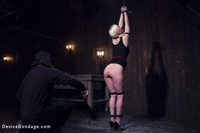 Photo number 4 from Popping the Cherry shot for Device Bondage on Kink.com. Featuring Cherry Torn and Orlando in hardcore BDSM & Fetish porn.