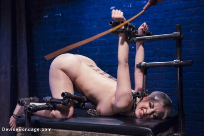 Photo number 7 from Popping the Cherry shot for Device Bondage on Kink.com. Featuring Cherry Torn and Orlando in hardcore BDSM & Fetish porn.