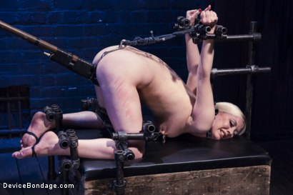 Photo number 16 from Popping the Cherry shot for Device Bondage on Kink.com. Featuring Cherry Torn and Orlando in hardcore BDSM & Fetish porn.