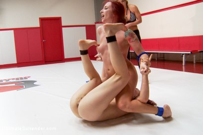 Photo number 3 from Welcome To Season 12 Rookie Cup Tournament shot for ultimatesurrender on Kink.com. Featuring Ingrid Mouth and Sophia Locke in hardcore BDSM & Fetish porn.