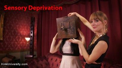 Sensual Sensory Deprivation