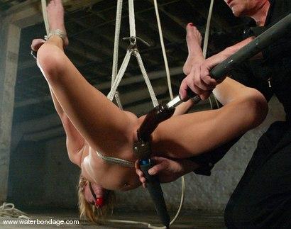 Photo number 7 from Sierra Sinn shot for Water Bondage on Kink.com. Featuring Scarlett Flame in hardcore BDSM & Fetish porn.