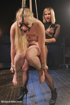 Photo number 10 from Maitresse Madeline Destroys Horny Anal Pain Slut shot for Whipped Ass on Kink.com. Featuring Delirious Hunter and Maitresse Madeline Marlowe in hardcore BDSM & Fetish porn.