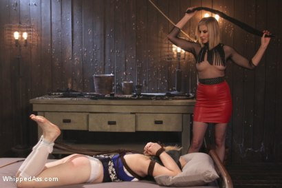 Photo number 5 from Maitresse Madeline Destroys Horny Anal Pain Slut shot for Whipped Ass on Kink.com. Featuring Delirious Hunter and Maitresse Madeline Marlowe in hardcore BDSM & Fetish porn.