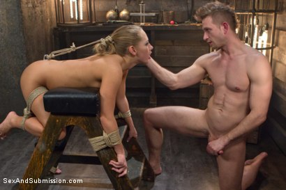Photo number 8 from The Babysitter shot for Sex And Submission on Kink.com. Featuring Carter Cruise and Bill Bailey in hardcore BDSM & Fetish porn.