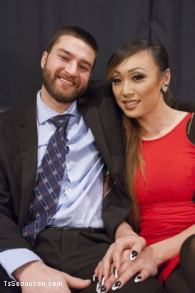 Photo number 15 from Anger Management Therapy - VENUS LUX Fucks & gets Fucked! shot for TS Seduction on Kink.com. Featuring Venus Lux and Abel Archer in hardcore BDSM & Fetish porn.
