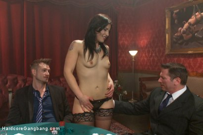 Photo number 7 from Deviant Desire: Fallon provokes the mob to get the gang-bang of her dreams!! shot for Hardcore Gangbang on Kink.com. Featuring John Strong, Gage Sin, Owen Gray, Bill Bailey, Mr. Pete and Fallon West in hardcore BDSM & Fetish porn.